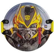 """Т56913 Ледянка круглая с ручками """"Transformers"""", 60см., 10013881, САНКИ и Тюбинги"""