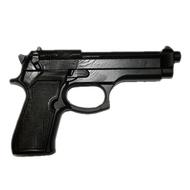 """Пистолет тренировочный """"1M"""" (черный), (мягкий), 10014312, 04.БОКС И ЕДИНОБОРСТВА"""