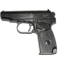 """Пистолет тренировочный """"2M"""" (черный), (мягкий), 10014311, 04.БОКС И ЕДИНОБОРСТВА"""