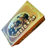 Лото F04448 (большое) в кортонной коробке , 10010395, Домино и лото