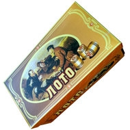 F04448 Лото (большое) в кортонной коробке , 10010395, Домино и лото