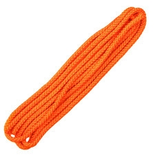 F11750 Скакалка гимнастическая 3 метра (оранжевая)