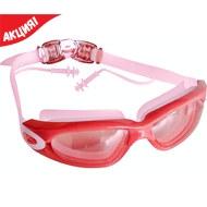 R18168 Очки для плавания (красные), 10009464, Очки для плавания